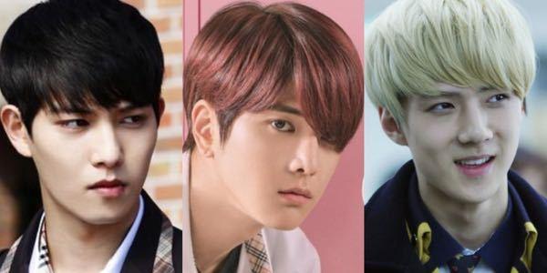 韓国ドラマの恋愛革命を見ています。 ヨンフンTHEBOYZ、はじめて知りました。 このドラマ内のヨンフンはEXOのセフンの若い頃と、オレンジマーマレードに出ていたイジョンヒョンに似てませんか?