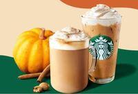 「ラテ」ってコーヒーのことですか?スタバの「パンプキンスパイスラテ」気になってますが、ただのカボチャドリンクではなく、コーヒーがベースってことなんでしょうか?