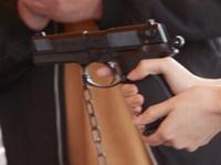画質悪くてすみません。  この銃何かわかる方いませんか??