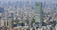 大阪>名古屋+福岡+札幌+横浜+神戸  街のサイズが違いすぎますよね? なぜ大阪はずば抜けてると思いますか?
