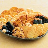 おせんべいとポテトチップス。 どちらがお好きですか?