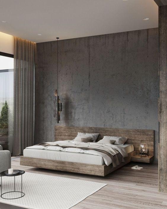 このベッドに使われている木材 または似たような、くすんだ色の木材を教えてください。