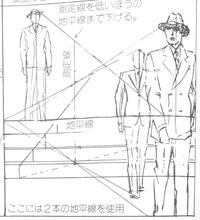 こちらの描き方が理解できなかったので、どなたか教えて下さいますと幸いですm(_ _)m まず、なんのために平行線を描くのでしょうか…? 図で一工程ずつ説明して下さりますと助かります。 (こんなのも知らないのですか?みたいなコメントはやめてください。)