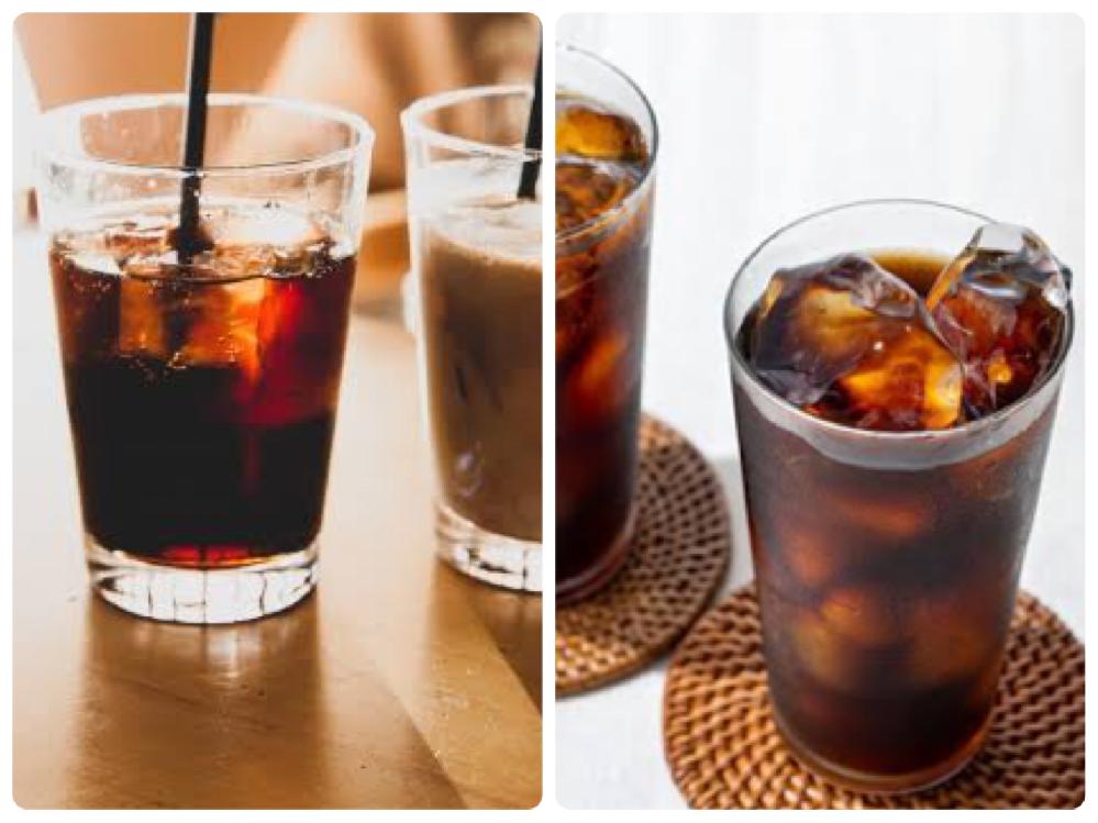 アイスコーヒーやアイスティは、 ストロー派? 直飲み派?