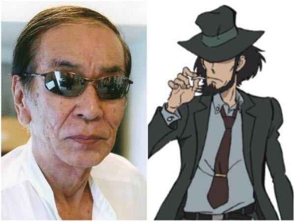 声優の小林清志さんが次元大介の役を引退するようです。どう思います?