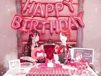 本人不在の誕生日会についてなのですが、こちらはどこでやられているかわかる方教えていただきたいです。 (画像お借りしました) オタク ヲタク 本人不在の誕生日会 量産型 地雷 夢女子 アニメ コミック
