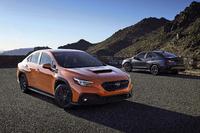 画像動画 新型スバルWRX、カッコいいと思いますか?  オンロードスポーツモデルですが、 少しXVっぽい感じもしますよね?  よろしくお願いします。 新型スバルWRX 内装・外装など25枚 - webCG https://www.webcg.net/articles/gallery/45116  The all-new 2022 Subaru WRX https://www...
