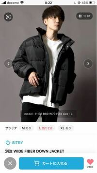 ZOZOTOWNで見つけた9000円のダウンジャケットなのですが、このブランドの評判ってどうですか??