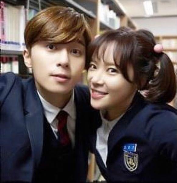 この韓国ドラマの名前を教えてください。