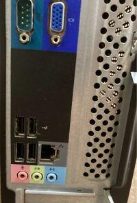 デスクトップパソコンのUSBポートにUSB→VGA 変換ケーブルをつないでモニターに映像出力する ことは可能ですか? 分かる方がいらっしゃったら回答よろしく お願いします。  メーカー DELL vostoro 220s intel pentium Windows vista USB2.0です。