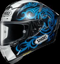 バイクに乗るときの色合いについて 気づいたらバイク、ヘルメット、ウェア、ブーツがみんな黒になってしまいがちなのです   今度ヘルメットを画像のものに新しく買い換えるのですが、真っ黒でヘルメットだけ青だと色合い的に変じゃないでしょうか?   ちなみにバイクはMT07です
