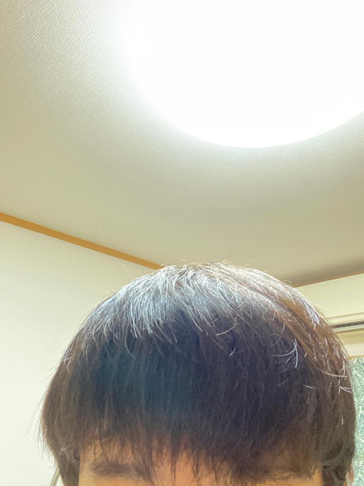 お風呂上がりでも前髪が写真のようになります 僕としては、前髪を一本一本サラサラにしたいのですが、どうすれば良いでしょうか シャンプーなども念入りにしてます