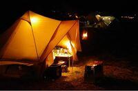 キャンプで怖かったことはありますか?