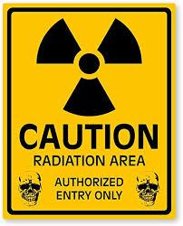 大喜利です 放射能をあびるとどうなるのですか?