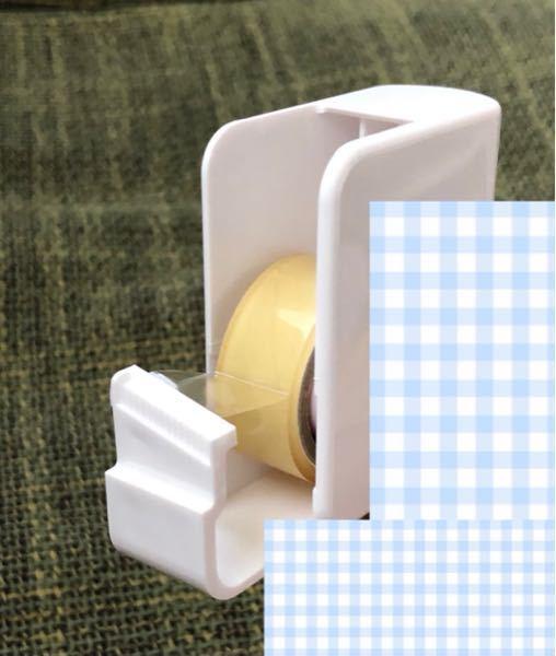 この収納式テープカッターですが、付属のテープがなくなったら、どうやって替えのテープと交換するのですか?