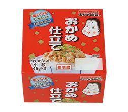 関東から関西に引っ越したのですが、この納豆ばっかり売っています。納豆なんてどれも同じだと思ってましたが全くちがっていて味も匂いもなくげろまずです。 普通の橙色のおかめ納豆はあんまり売ってないんでしょうか?