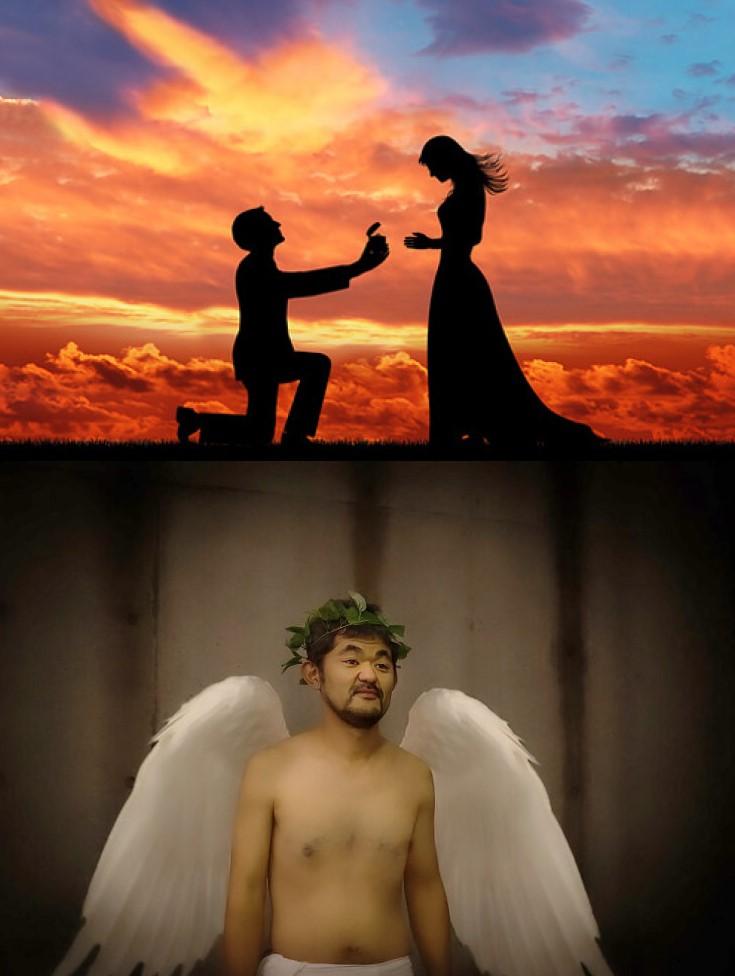 (〃ノ・・)ノ[大喜利]ヽ(^ε^ヽ〃) 告白⑩ 天使の一言