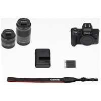 Canon EOS Kiss Mのズームレンズセットを購入しましたが、EF-M55-200mm以上のズームレンズはあるのでしょうか…?