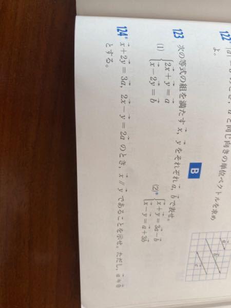 124の問題解説してくれませんか? xとyは出ているんですけど最後の答えが合わないです、 y=4/7が答えです、至急お願いします。