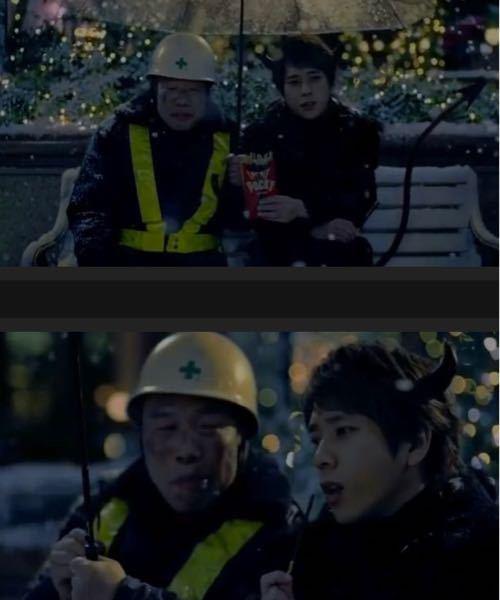 この何年か前のポッキーのCMに 二宮和也さんと一緒に出ていた 俳優の方のお名前はなんというのでしょうか?