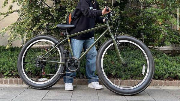 この自転車のモデルわかる方いますか?