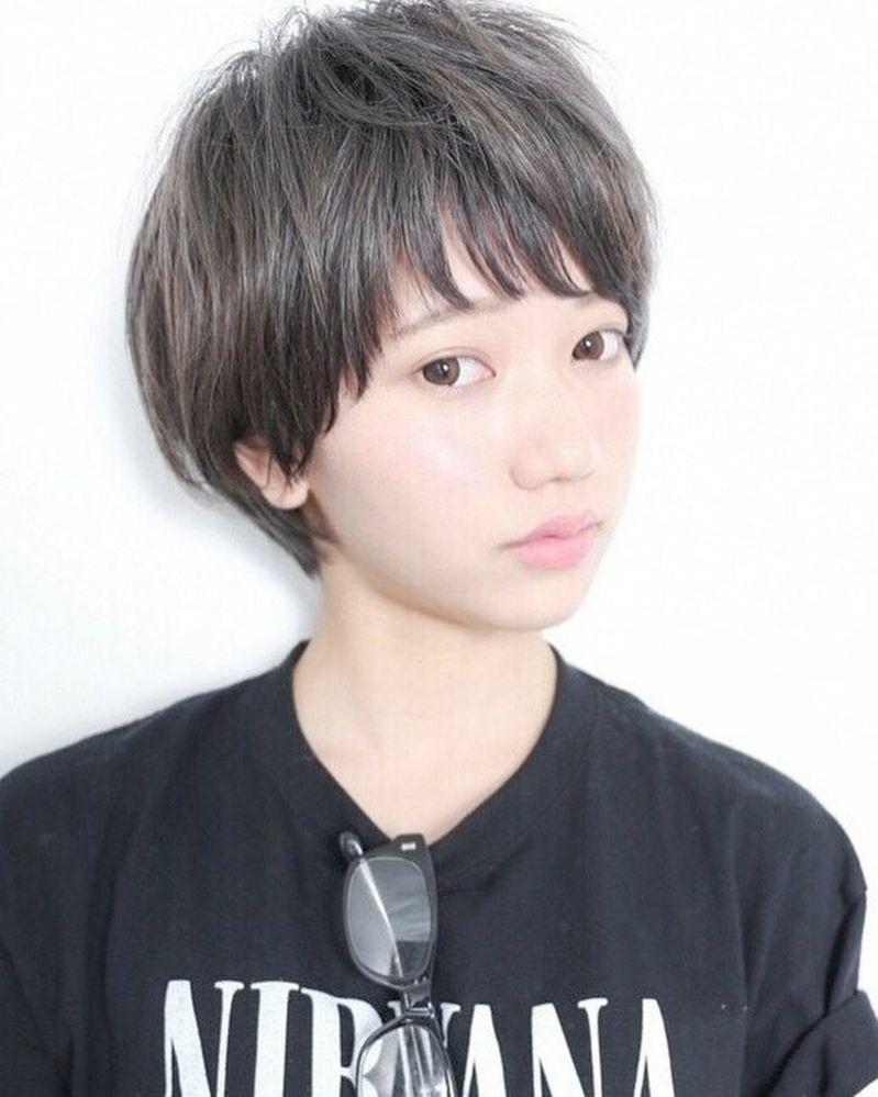 ▲この子の髪型ってマッシュヘアですか!?