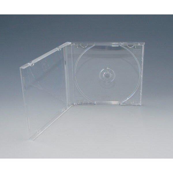 この大きさのCDケース一枚を定型外郵便で出すと送料はいくらですか?