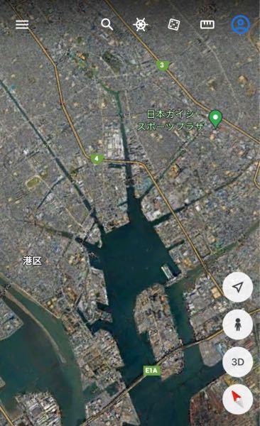 地理好きの人来て!名古屋市港区を流れる川の数、密度は日本有数じゃないですか?5キロ圏内に5つも流れています。左から庄内川、新川、中川運河、堀川、山崎川、天白川です。大都市でここまで川が密集しているのは珍 しい気がします。