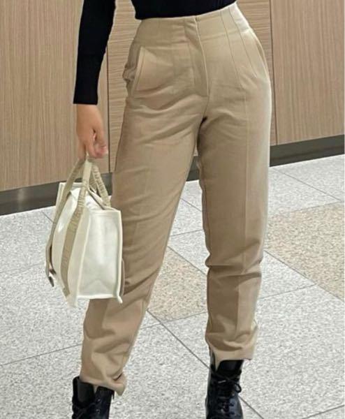 このズボンはどこのか分かりますか?