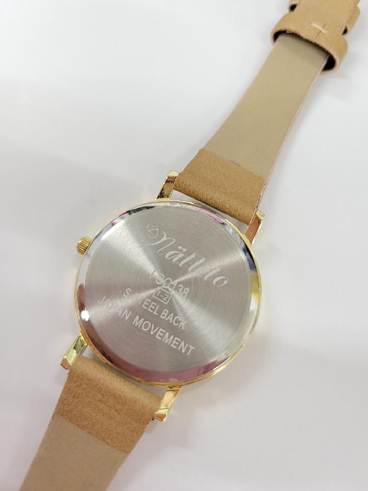 最近プレゼントでもらった大切な腕時計ですが、秒針のチッチッという音が気になりかなりキツイです。なにか対策は無いのでしょうか?