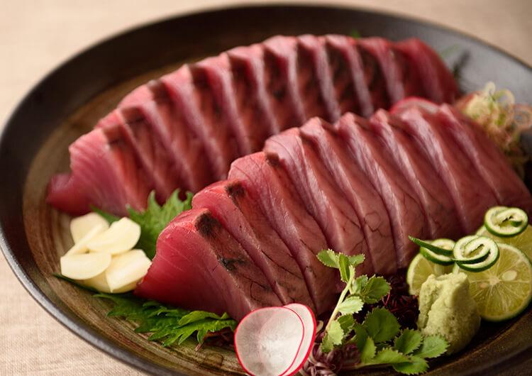 カツオの刺身は好きですか?