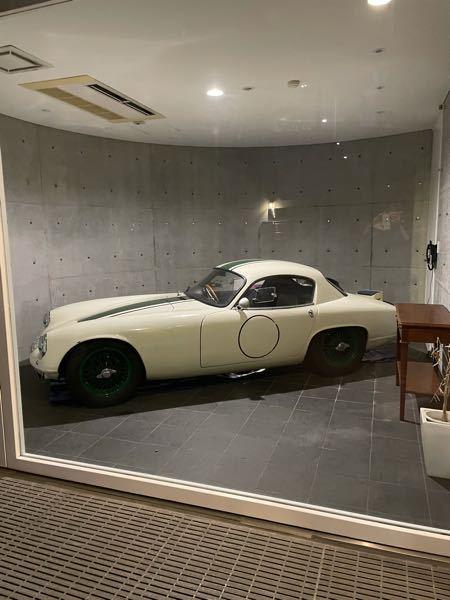 この写真の車の名前が分かる方、教えていただけたら幸甚です。