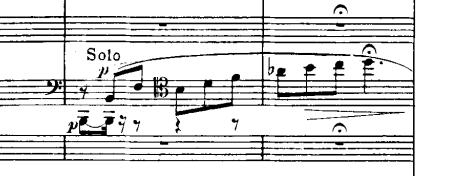 金管楽器に対して、自然倍音列の音だけで演奏することが意図されているとハッキリ分かるような音型が要求されていた場合、各音程は微修正をせずに吹くのでしょうか? ㅤ 非常に分かりづらい質問なので、具体例を出します。 ㅤ ラヴェルのバレエ『ダフニスとクロエ』全曲版より。 ▽ スコアつき音源。 https://youtu.be/7-pgjMEwDno?t=924 ㅤ 第1トロンボーンが、第1ポジションの自然倍音列で上がっていきます。 (※ 最初のペダル・トーンのみは、第2トロンボーンが担当。) ㅤ この場合、第5部分音の「D音」や、第7部分音の「A♭音」などは、スライドや唇で微修正をするのか、しないのか、どちらでしょうか? ㅤ ちなみに、たとえばこちらの演奏動画では、スライドをほとんど動かさずに演奏しています。 ↓ https://youtu.be/O4lzPz3NnI0?t=958 ㅤ ㅤ