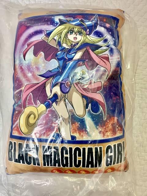 しまむらのブラックマジシャンガールのクッション買いました。 洗濯って、できないんですよね? クリーニングしかないですか?