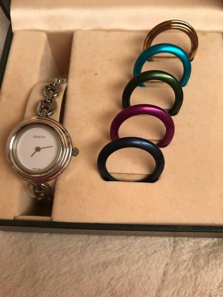 この時計は何かわかりますでしょうか?