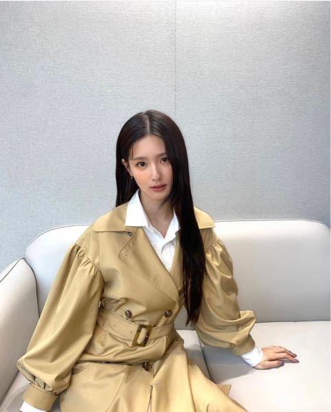 この方誰ですか?韓国の人ってことしか分からないです!