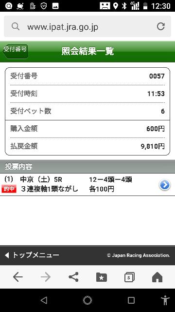 神戸新聞杯 2―3.5.7.10 なにかいますか? 大穴当たりました!