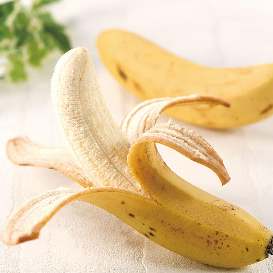 こんにちは バナナは好きですか?? 明日も食べたいな!!