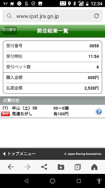 中京最終 4―2.6.11.13.15.16 なにかいますか? たくさん当たったので買い足し~