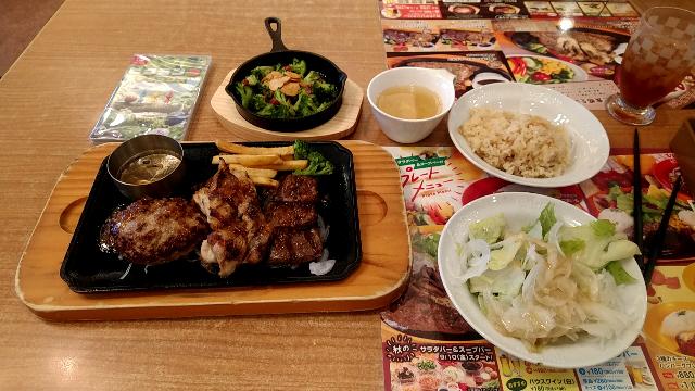 この昼食を見て、どう思いますか。