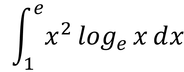 こちらの定積分の計算を教えてください。 よろしくお願いします。