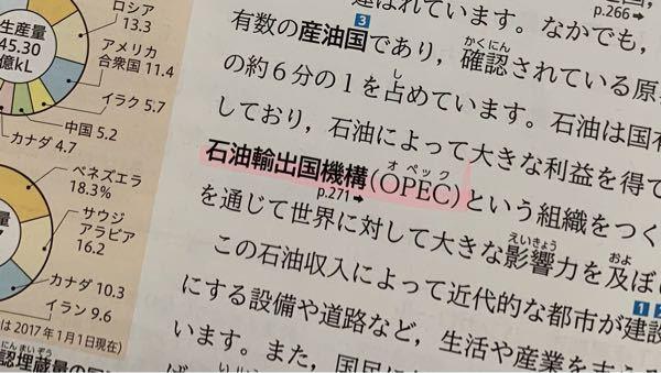 受験生です。 社会でよく出てくる長い単語なのですが、石油輸出機構とOPECはどちらで覚えた方が良いですか? OPECのほうが短くて覚えやすいですが、入試では漢字で書きなさいなどという問題は出ますか?