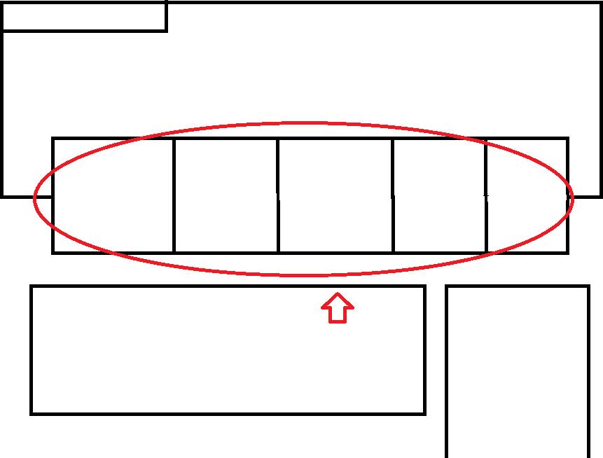 WordPressのデザインについての質問です。 現在企業サイトのトップページに各製品のカテゴリーページへの画像バナーリンクを設置しようと思うのですが、どうすればよいのでしょうか? 下部の図のよ...