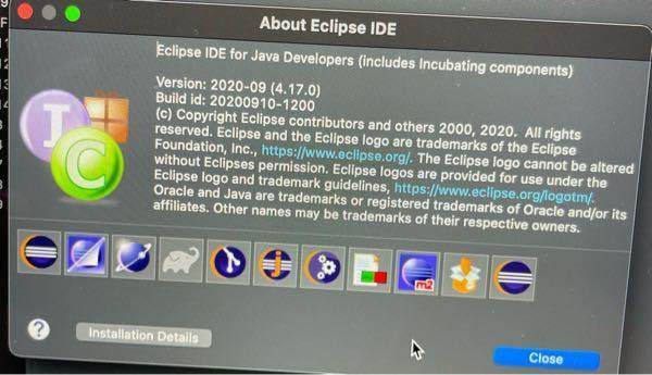 eclipseでC#を扱いたいです。 1年前に大学の教員の指示のままとりあえずJavaだけ扱えるようにeclipseをインストールしたままです。 eclipseはversion 2020_09(...
