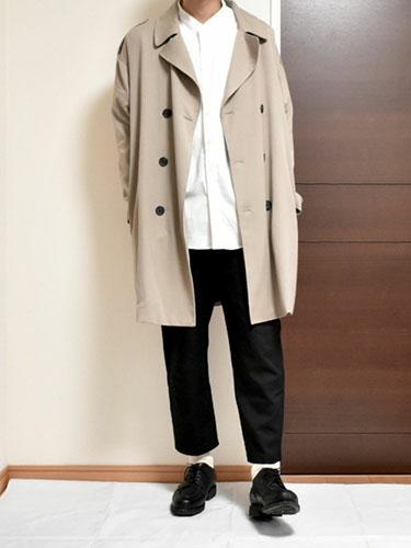 このコートのメーカーと製品名を教えてくださいm(_ _)m