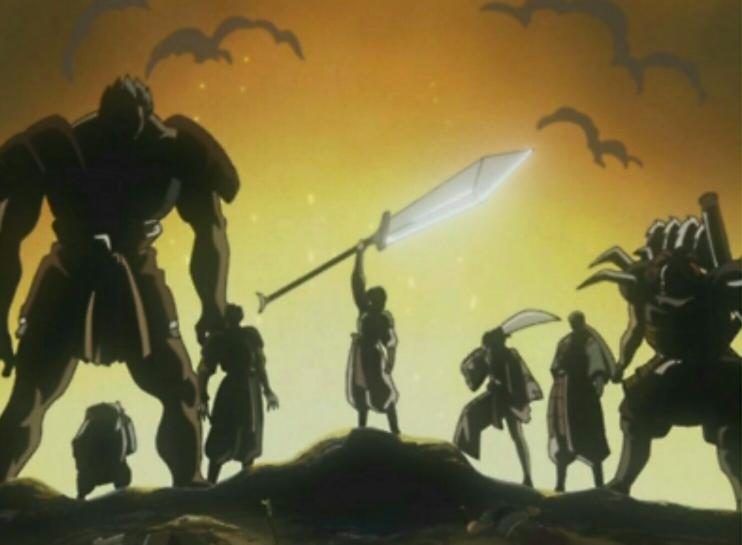アニメ『半妖の夜叉姫』の第2期で『七人隊』の登場を希望しますか?