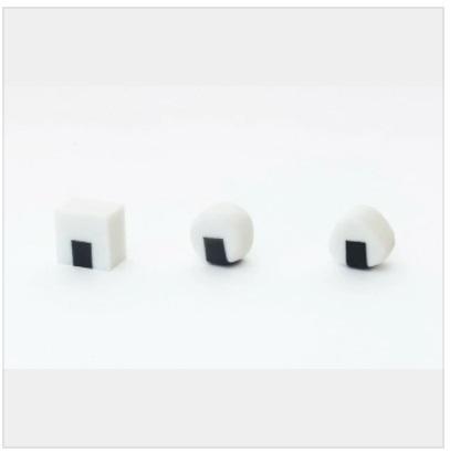 「おにぎり消しゴム」という変わったデザインの消しゴムが紹介されてました。 https://news.yahoo.co.jp/articles/b2b2c8a8597651f0f039b49be0...
