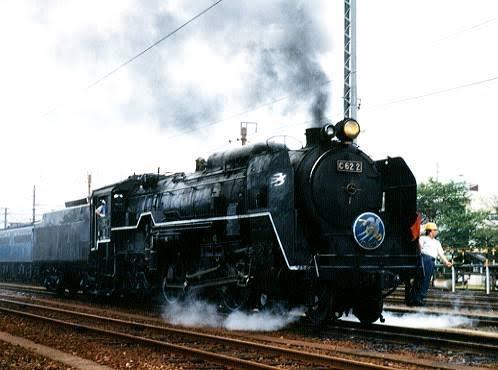 Nゲージについて 最近、C57とC62を手に入れてから蒸気機関車にハマり始めました。 オハ35を買ったのですが、茶色だけでなく青色の客車も牽引させてみたくなったのですが、実物でC57やC62、...
