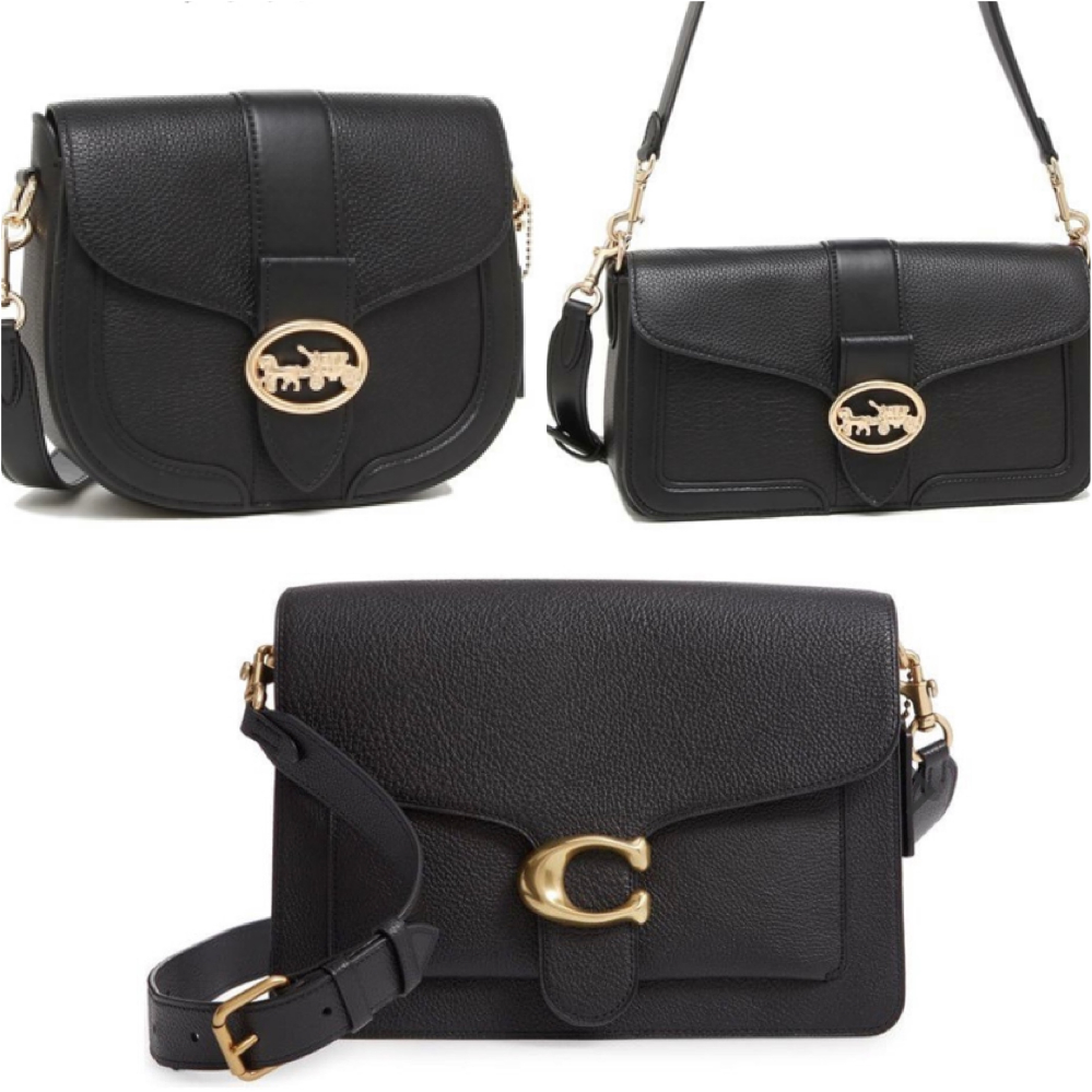 20歳女です。自分に誕生日プレゼントとしてcoachのバッグを買おうと思っています。3つの中でどれがいいと思いますか? ※どれも良くない等の回答は控えて頂けますと嬉しいです.