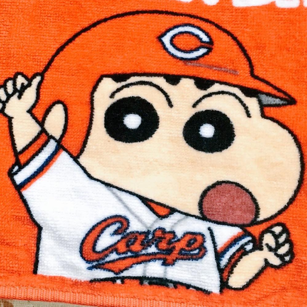広島東洋カープのキャラクター「カープ坊や」はクレヨンしんちゃんのしんのすけに似ていませんか?